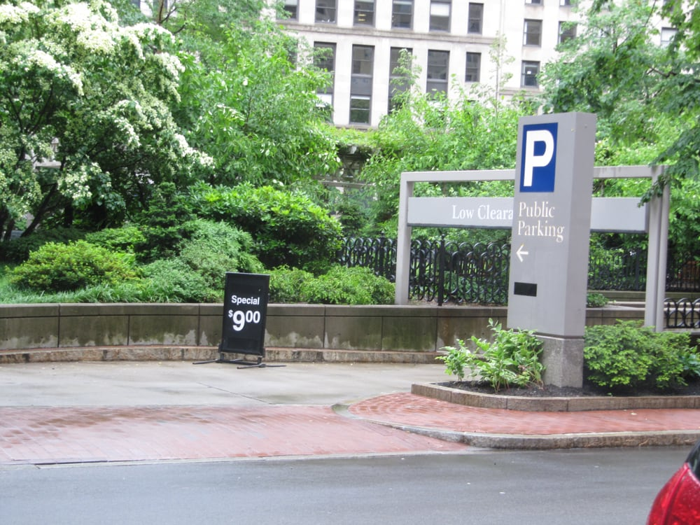 Garage at post office square parking financial for 18 terrace street orange ma