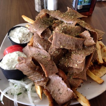 Main Street Greek Kitchen - CLOSED - 43 Photos & 58 Reviews - Salad ...