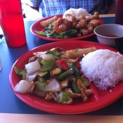 H G Asian Cafe Menu