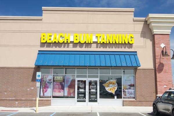 Beach bum tanning airbrush salon bayonne nj yelp for About you salon bayonne nj