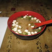 Teapot Restaurant - Miso soup - Northampton, MA, Vereinigte Staaten