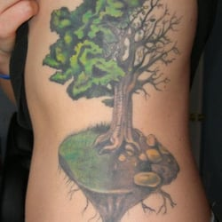 Paris tattoos south end charlotte nc united states for Paris tattoos charlotte