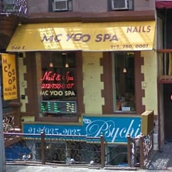 Mc yoo spa manucure pedicure midtown east new york for A salon on 51st ave