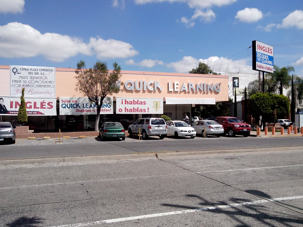 Quick learning plaza del sol language schools zapopan for Eventos plaza del sol