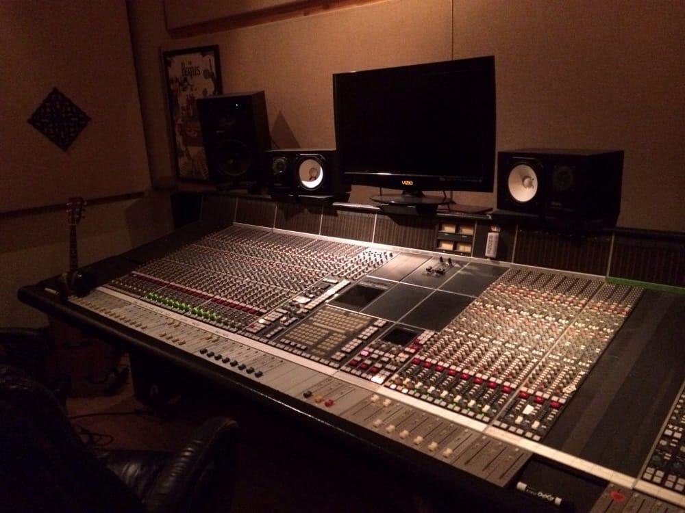 Velvet Basement Recording Studios