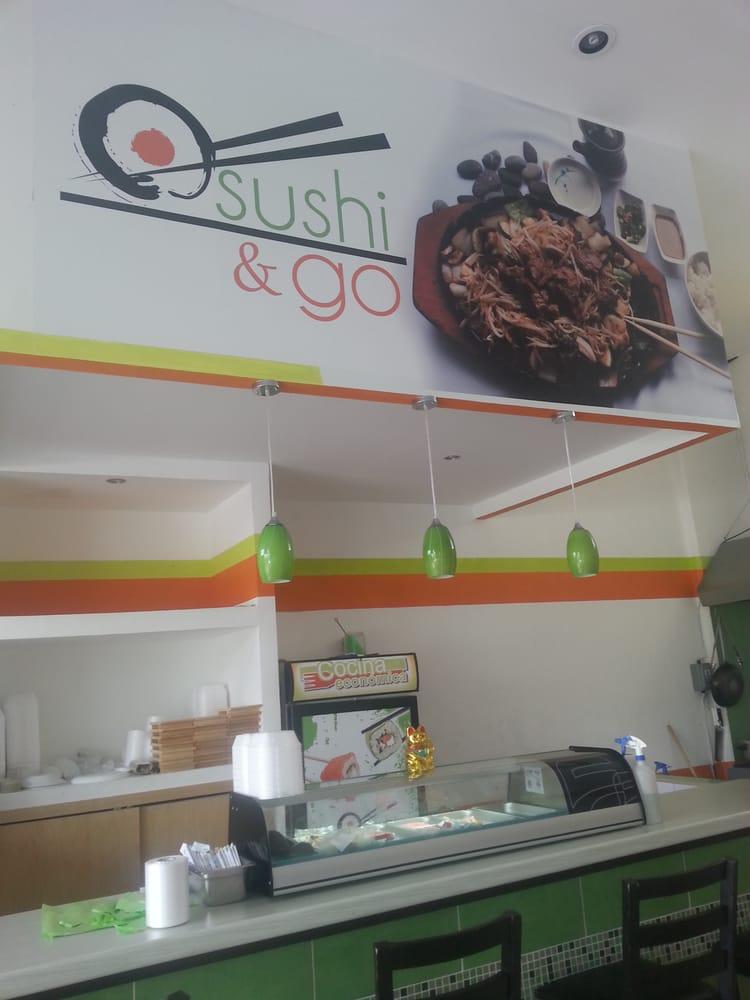Cocina economica 16 photos sushi le n guanajuato - Cocina economica a lena ...