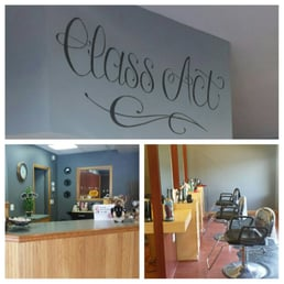 Class act hair nail salon nail salons 1141 greenwood for A class act salon