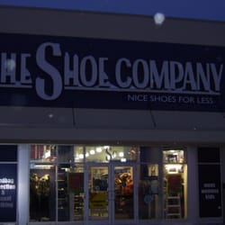 The Shoe Company - North York, ON, Canada. Inside looking to the back