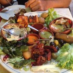 Vegetarisk tapas