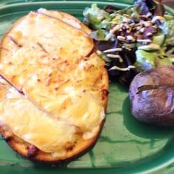 La tartine aux fromages