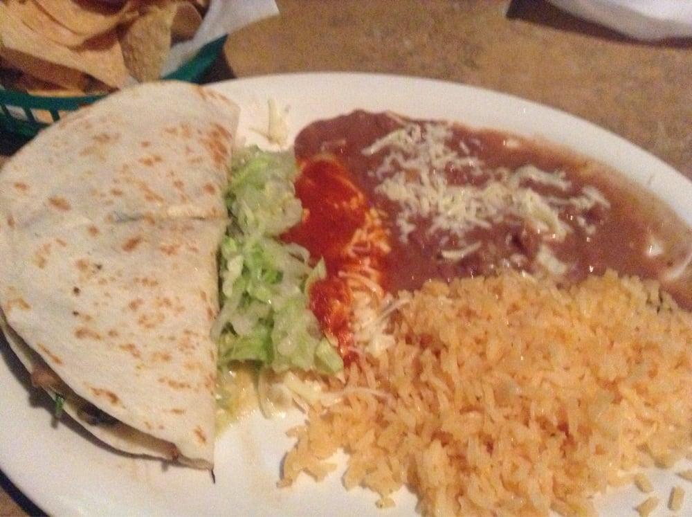 Vegetarian Taco Rice Recipe — Dishmaps