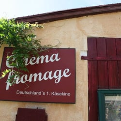 1. Käse-Kino, Rögnitz, Mecklenburg-Vorpommern