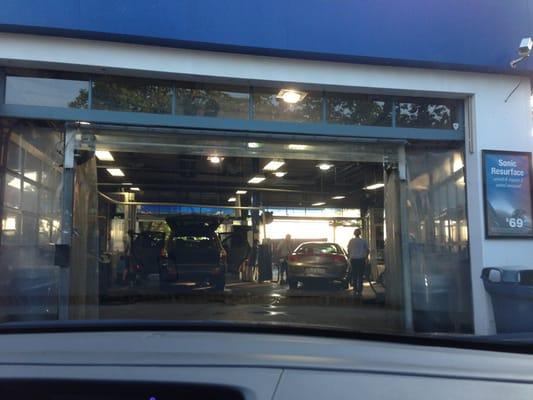 Delta Sonic Car Wash Tinley Park Il