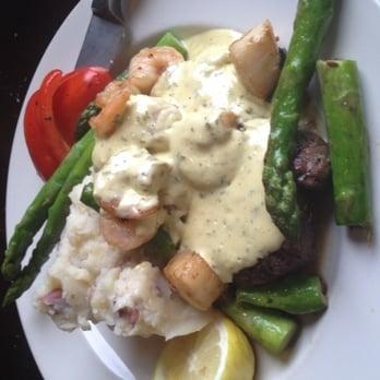 The Keg Denver Restaurant Week Menu