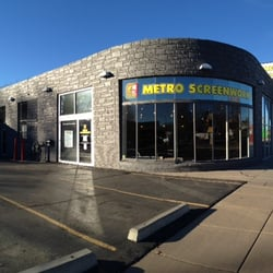 Metro Screenworks, Inc. logo
