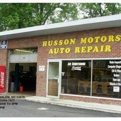 Husson motors auto repair garages 13 s broadway for Husson motors salem nh
