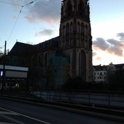 Kirchplatz, Düsseldorf, Nordrhein-Westfalen, Germany