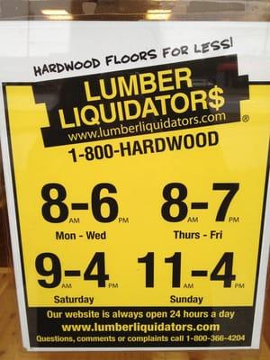 Lumber Liquidators Wilmington Nc Yelp