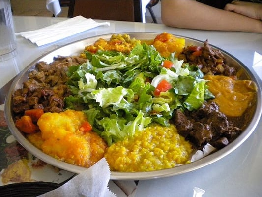 Cafe Eritrea D Afrique Oakland Ca