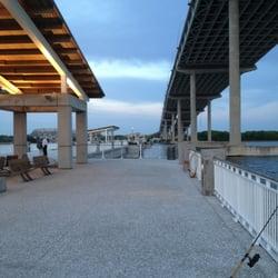 Mount pleasant pier mount pleasant sc yelp for Mt pleasant fishing pier