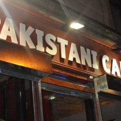 Pakistani Cafe, Glasgow