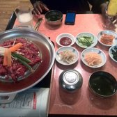 Hang-a-ri - Paris, France. Bulgogi