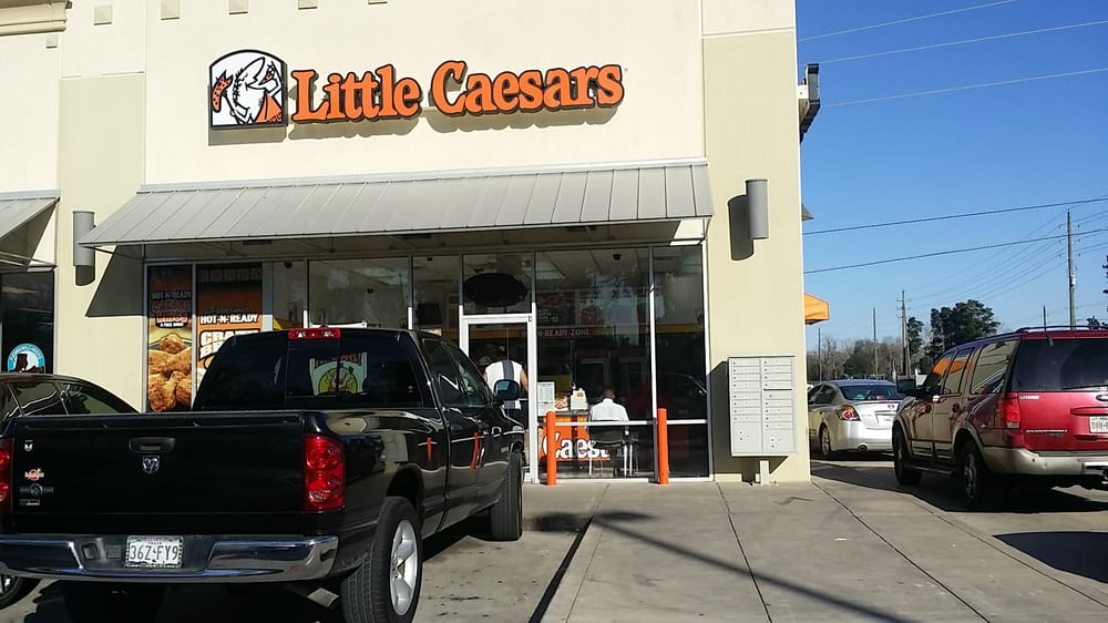 Most Little Caesars Pizza locations accept Cash and Major Credit Cards. Please contact this Little Caesars Pizza at () to find out payment options & Other details. Nearby Pizza Shops. Here is a list of Pizza Shops close to this Little Caesars Pizza. View all Pizza Shops in Houston, or Pizza Shops in Zip code