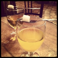 Absinthe: the reason to frequent Marsella.