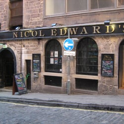Nicol Edwards, Edinburgh