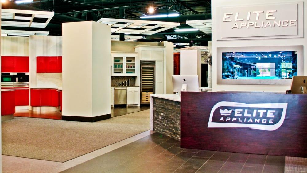 Elite appliance appliances north dallas dallas tx for Bathroom appliances near me