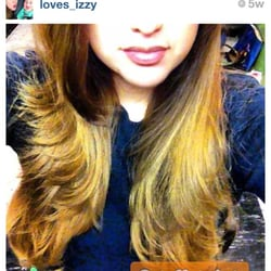 Style Haircut Salon - Ombré by Aime! LOVE IT!! - Los Angeles, CA, Vereinigte Staaten