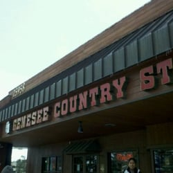 Genesee Country Store logo