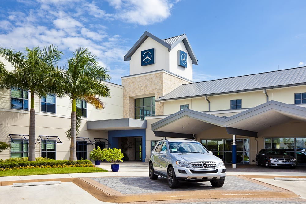 Mercedes benz of cutler bay car dealers yelp for Mercedes benz dealers south florida
