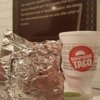 backyard taco mesa az united states crazy potato