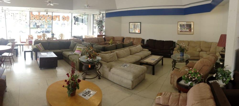 Oc Recycled Furniture Furniture Stores Santa Ana Ca Photos Yelp