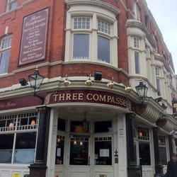 Three Compasses, Hornsey