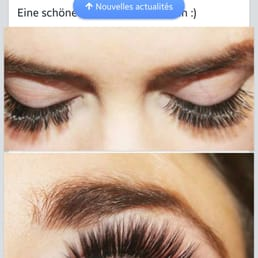 Extension de cils 70 euros