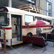 Appleton Rum Bus