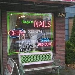 Perfect nails admiral seattle wa verenigde staten yelp for Admiral nail salon