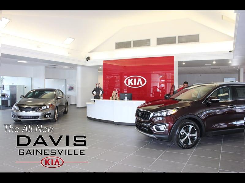 Davis gainesville kia auto parts supplies for Kia motors near me