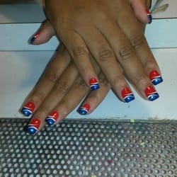 Nails by jenny nail salons jersey city nj yelp for 3d nail art salon new jersey
