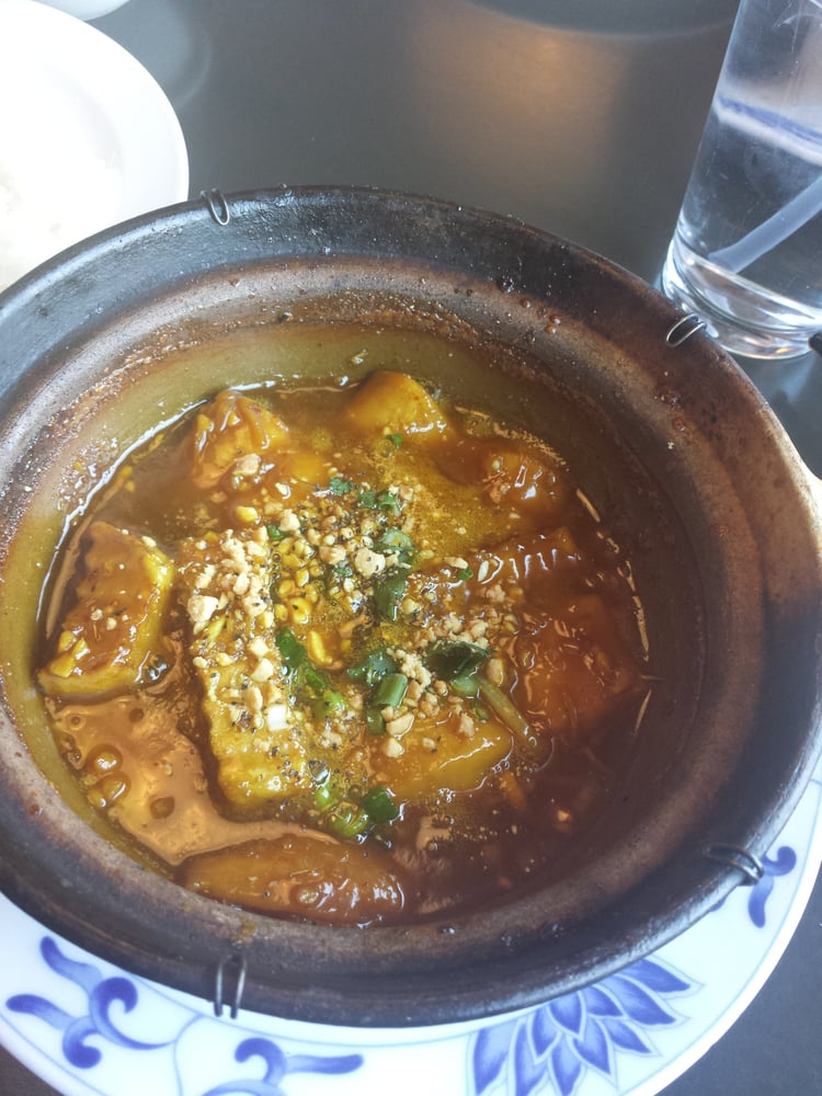 Curry fish clay pot yelp for Clay pot fish