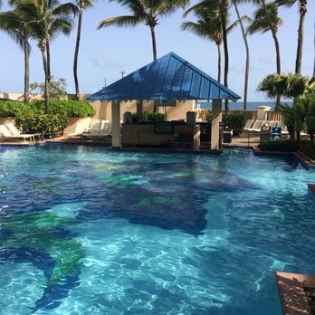 san juan marriott resort & stellaris casino swim up bar