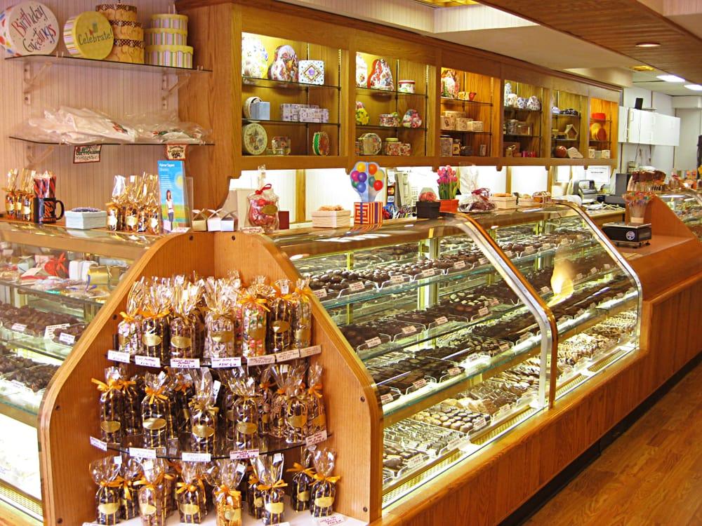 Thomas Sweet Chocolates Candy Stores Yelp