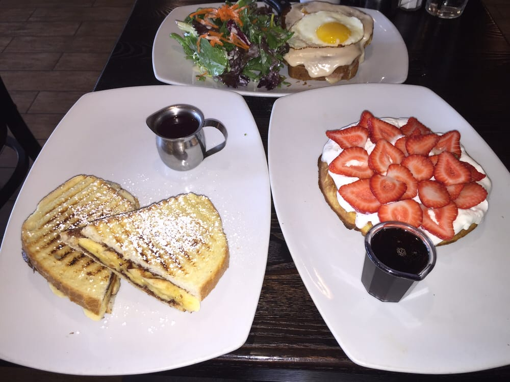 Seal Beach (CA) United States  City pictures : Cafe Lafayette Seal Beach, CA, United States. Banana & Nutella ...
