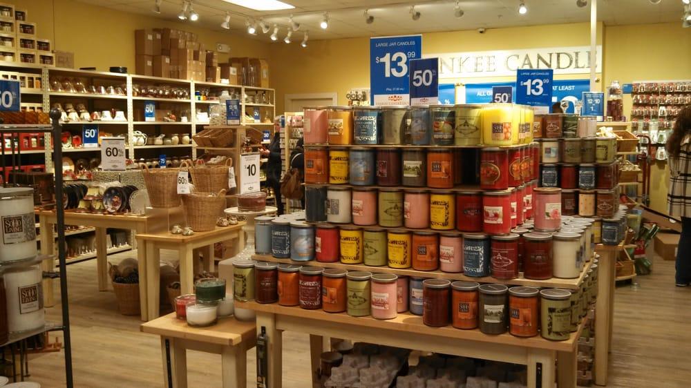 Yankee candle company home decor tinton falls nj for Home decorating company