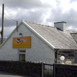 Sopna Tandoori Restaurant, Caernarfon, Gwynedd