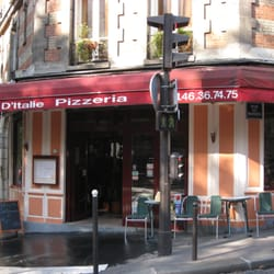 La maison d'Italie, Paris, France