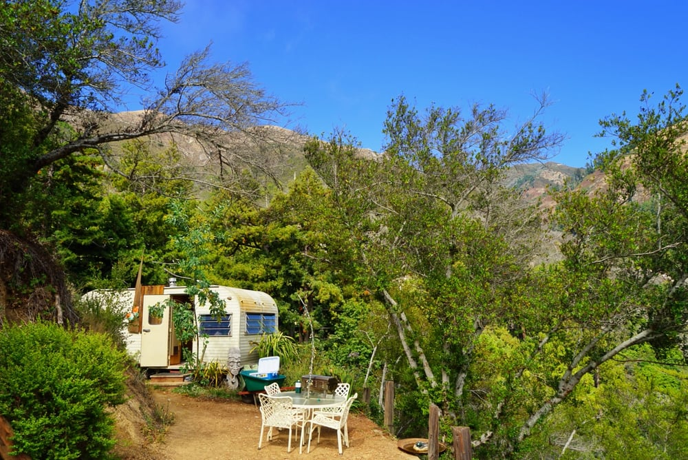 Big Sur Cabin Rental Guest Houses 54915 Hwy 1 Big