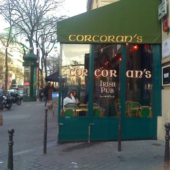 Corcoran's - Paris, France